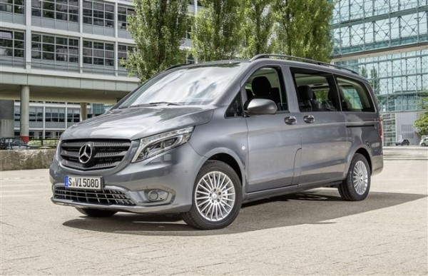 used Mercedes Vito Blue Tec Extra Long Tourer Select in in-swansea