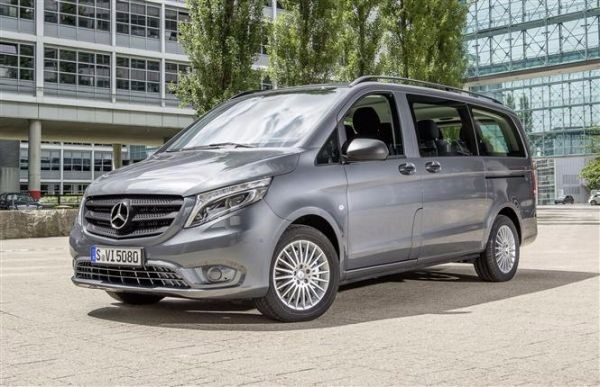 used Mercedes Vito 114 TOURER PRO LONG in in-swansea