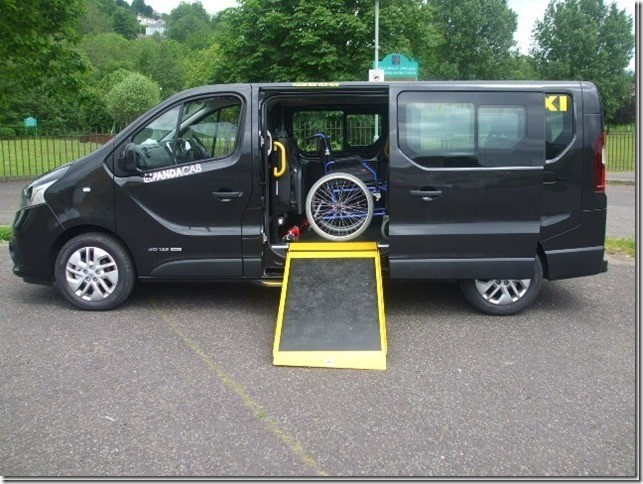 used Renault Trafic Long Wheelbase Sport in in-swansea