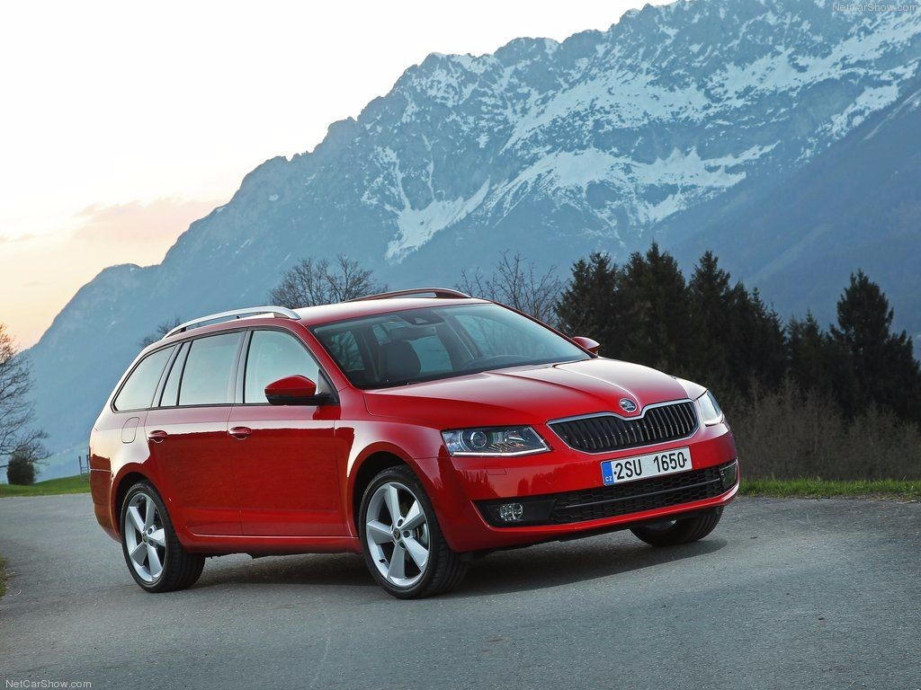 used Skoda Octavia S TDI CR in in-swansea