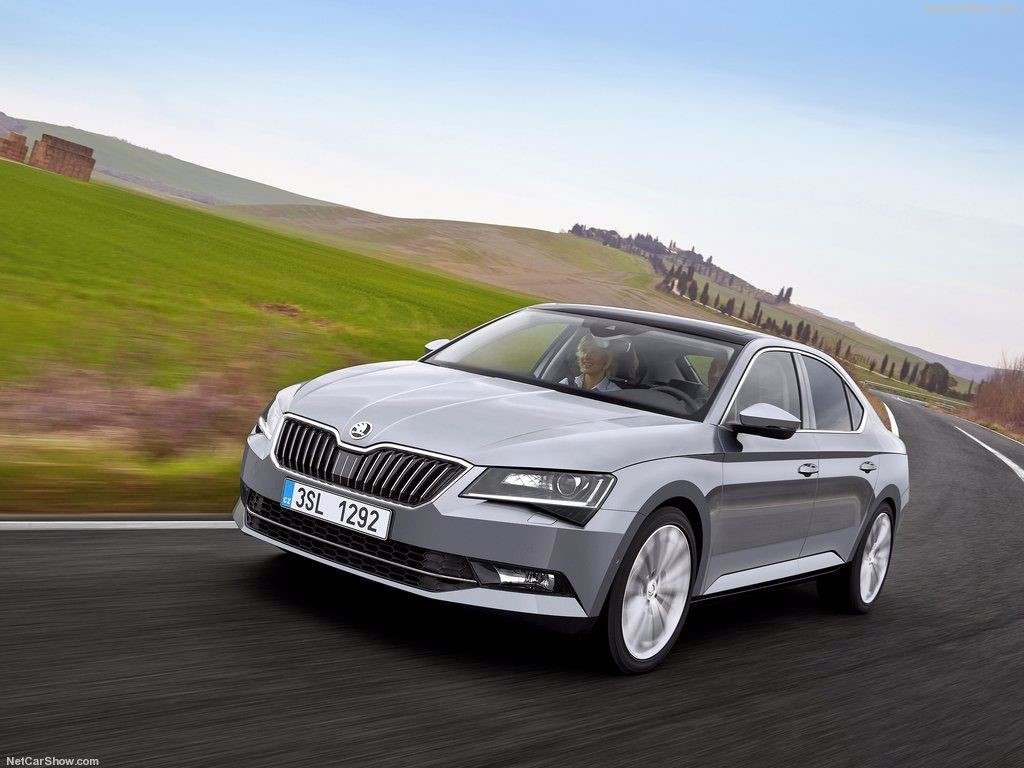 used Skoda Superb S TDI in in-swansea