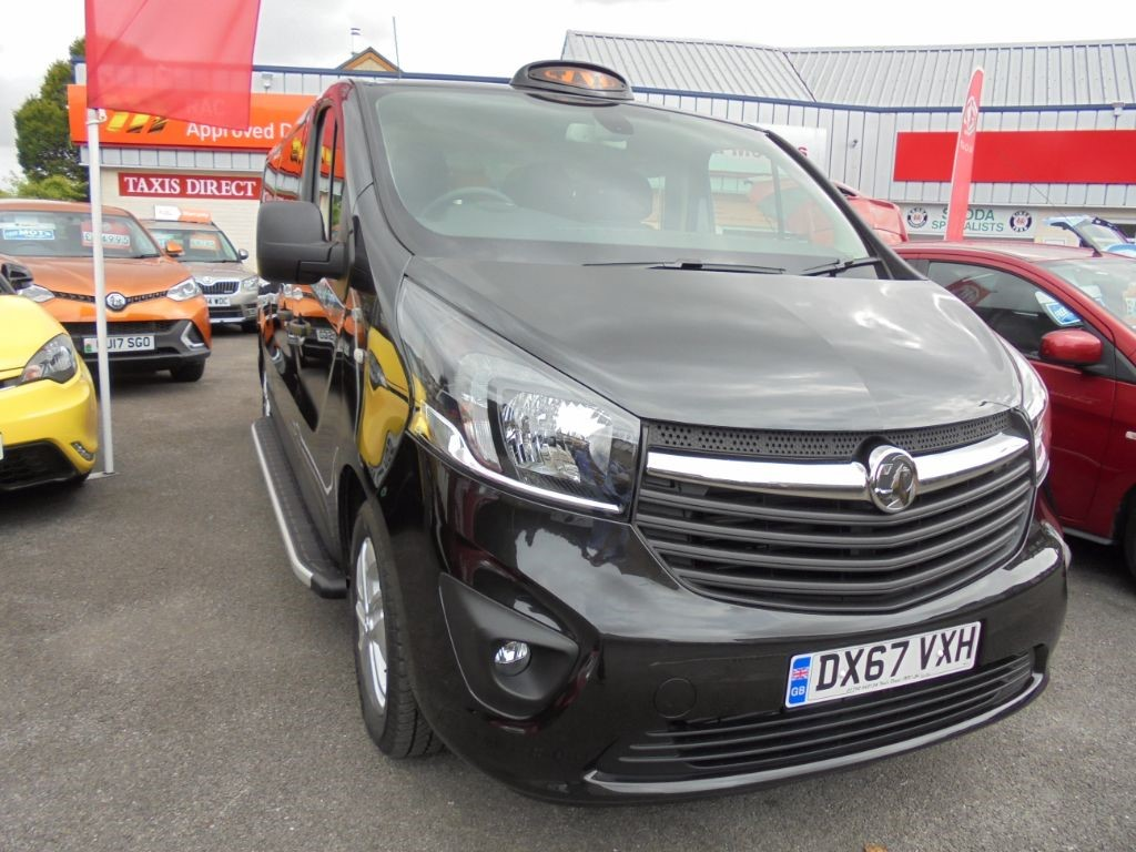 used Vauxhall Vivaro M 1 LWB W/CHAIR ACCESS 9 SEAT in in-swansea