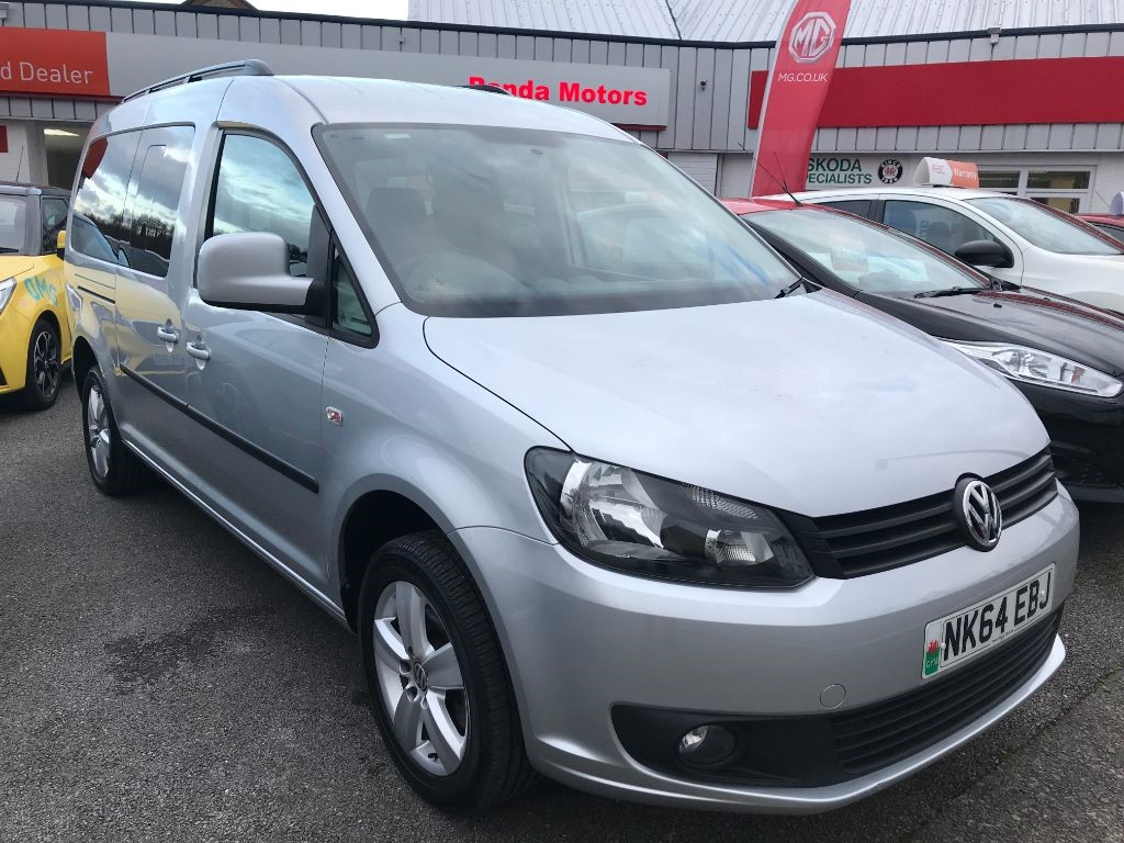 used VW Caddy Maxi C20 LIFE TDI in in-swansea