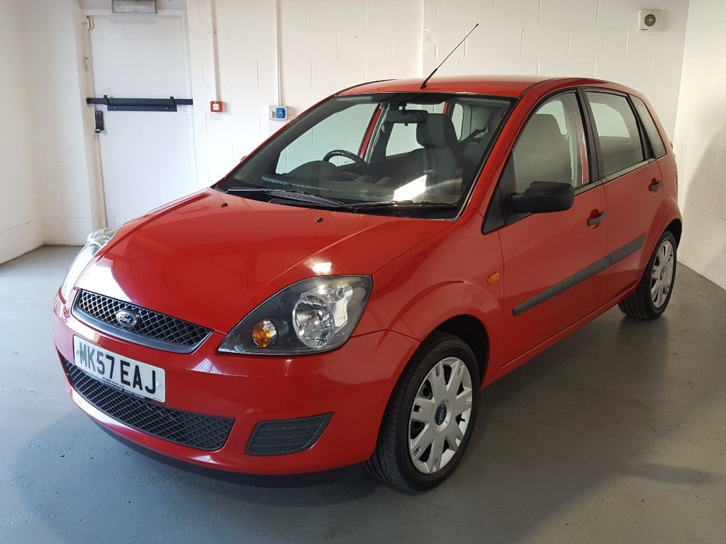 used colorado red k2 ford fiesta for sale lincolnshire. Black Bedroom Furniture Sets. Home Design Ideas