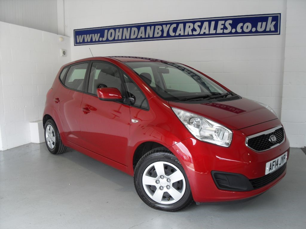 used red kia venga for sale lincolnshire. Black Bedroom Furniture Sets. Home Design Ideas