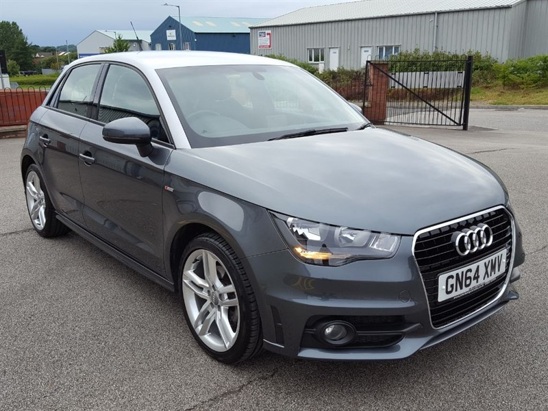 used Audi A1 1.6 TDI S-Line Nav 5 Door LOW MILEAGE! in in-lincolnshire