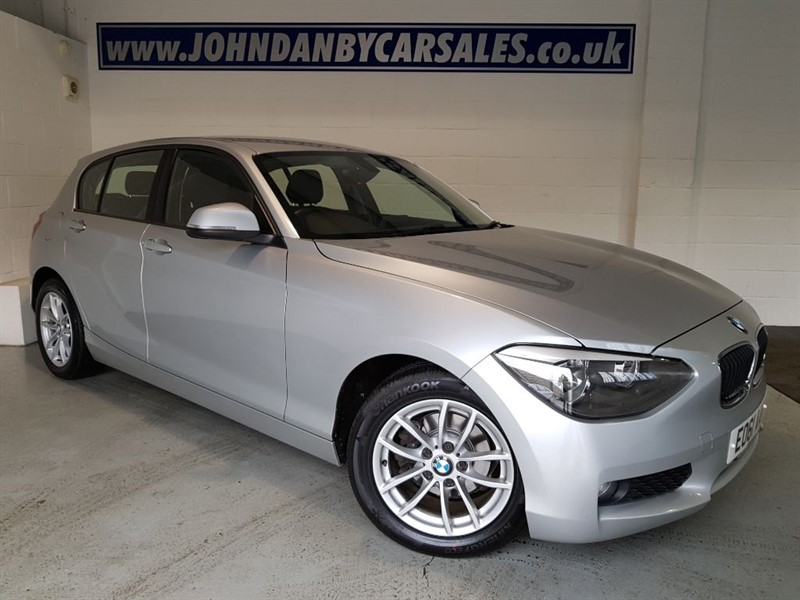 used BMW 118d 2.0 (141Bhp) SE LATER SHAPE 5 Door in in-lincolnshire