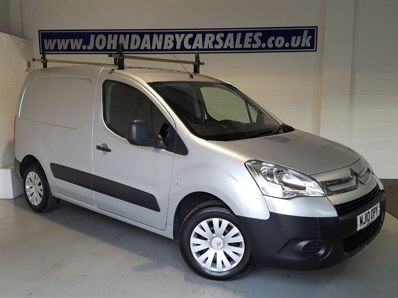 used Citroen Berlingo Van 1.6 625 LX L1 HDI NO VAT in in-lincolnshire