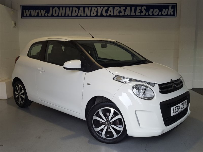 used Citroen C1 1.0 Feel A/c 3 Door LOW MILEAGE in in-lincolnshire