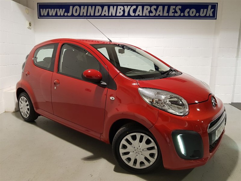 used Citroen C1 1.0 VTR A/c 5 Dr Later Model NIL ROAD TAX! in in-lincolnshire