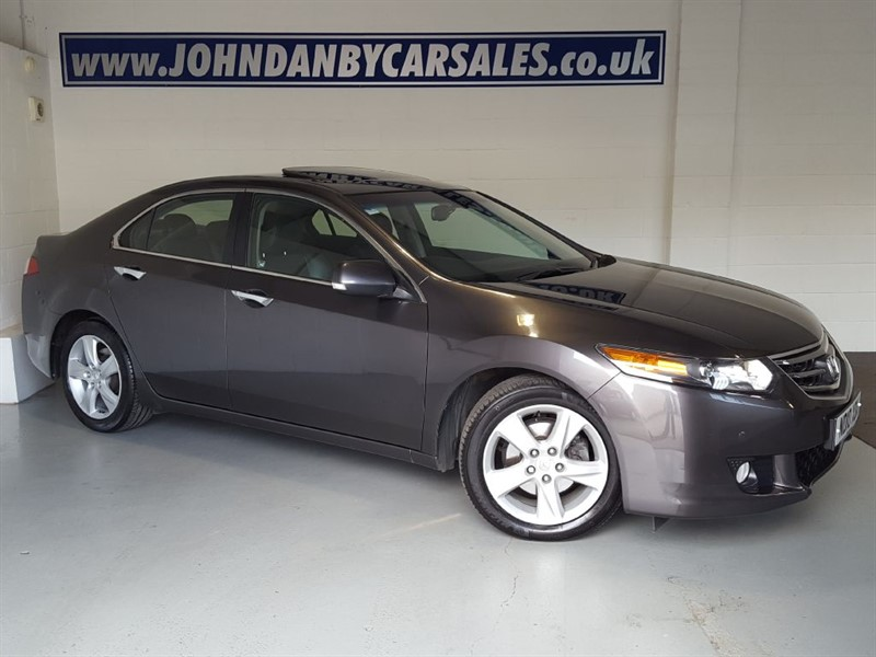 used Honda Accord 2.2 I-DTEC EX 4 Door LOW MILEAGE! in in-lincolnshire