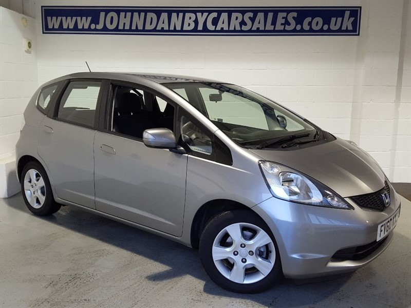 used Honda Jazz 1.4 I-VTEC ES I-SHIFT AUTOMATIC in in-lincolnshire