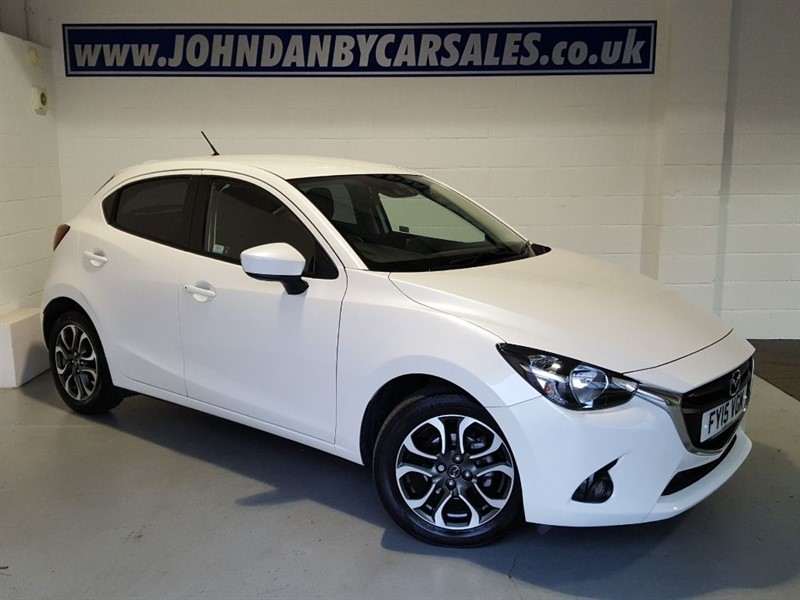 used Mazda Mazda2 1.5 Sports Launch Edition SAT NAV & New Model in in-lincolnshire