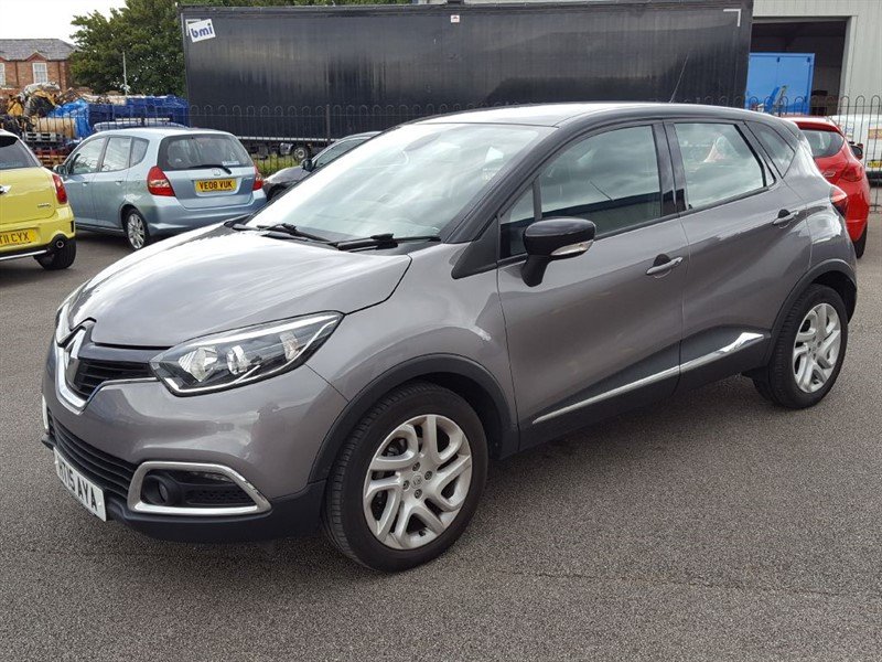 used Renault Captur 1.5 DCI Dynamique Media Nav Energy JUST ARRIVED  in in-lincolnshire
