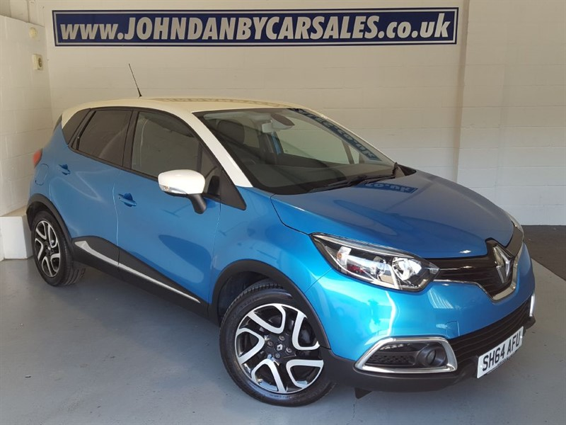 used Renault Captur 1.5 Dci Dynamique S Nav Diesel Automatic in in-lincolnshire