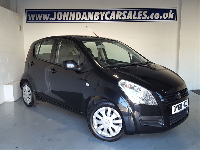 used Suzuki Splash 1.0 GLS 5 Door Suzuki Dealer + 1 Owner  in in-lincolnshire