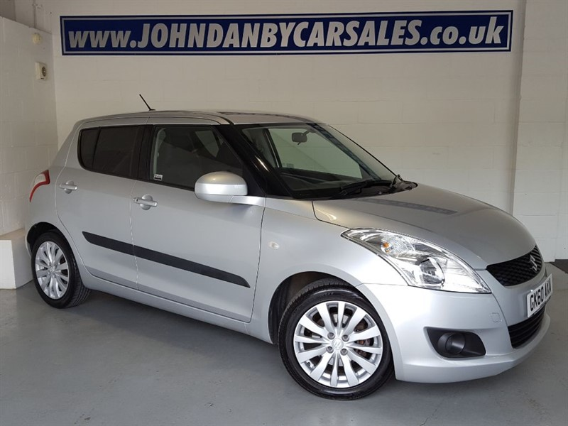 used Suzuki Swift 1.2 SZ4 5 Door LATER MODEL in in-lincolnshire