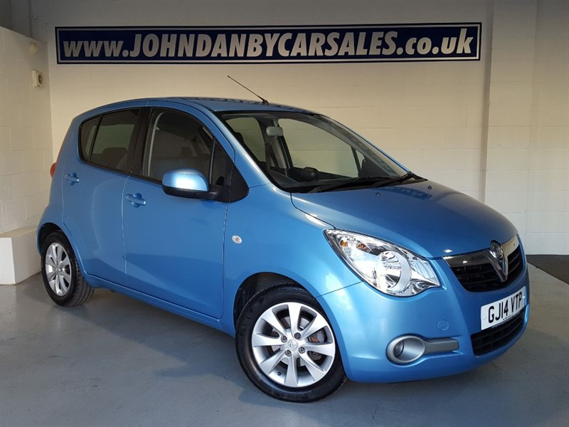 used Vauxhall Agila 1.2 SE 5 Door AUTOMATIC Higher Seating & Low Mileage in in-lincolnshire