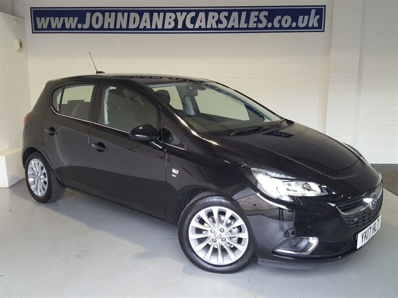 used Vauxhall Corsa 1.4 Ecoflex (90PS) SE 5 Door ONLY 1116 MILES!  in in-lincolnshire