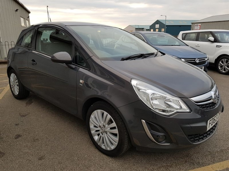 used Vauxhall Corsa 1.2 Energy 3 Door LOW MILEAGE! in in-lincolnshire