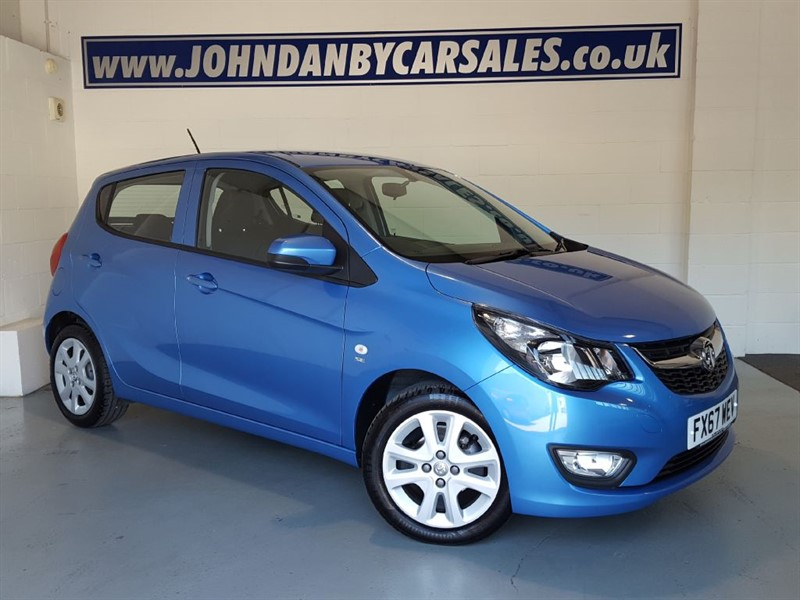 used Vauxhall Viva 1.0 SE A/C 5 Door Vauxhall Warranty until 2021 in in-lincolnshire