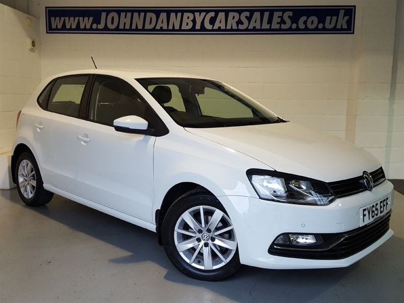 used VW Polo 1.0 SE Sat Nav Rear Camera & Front & Rear Parking Sensors in in-lincolnshire