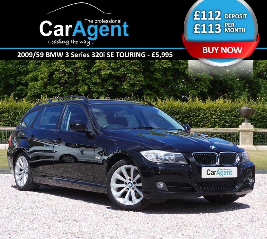 Used Black BMW 320i For Sale