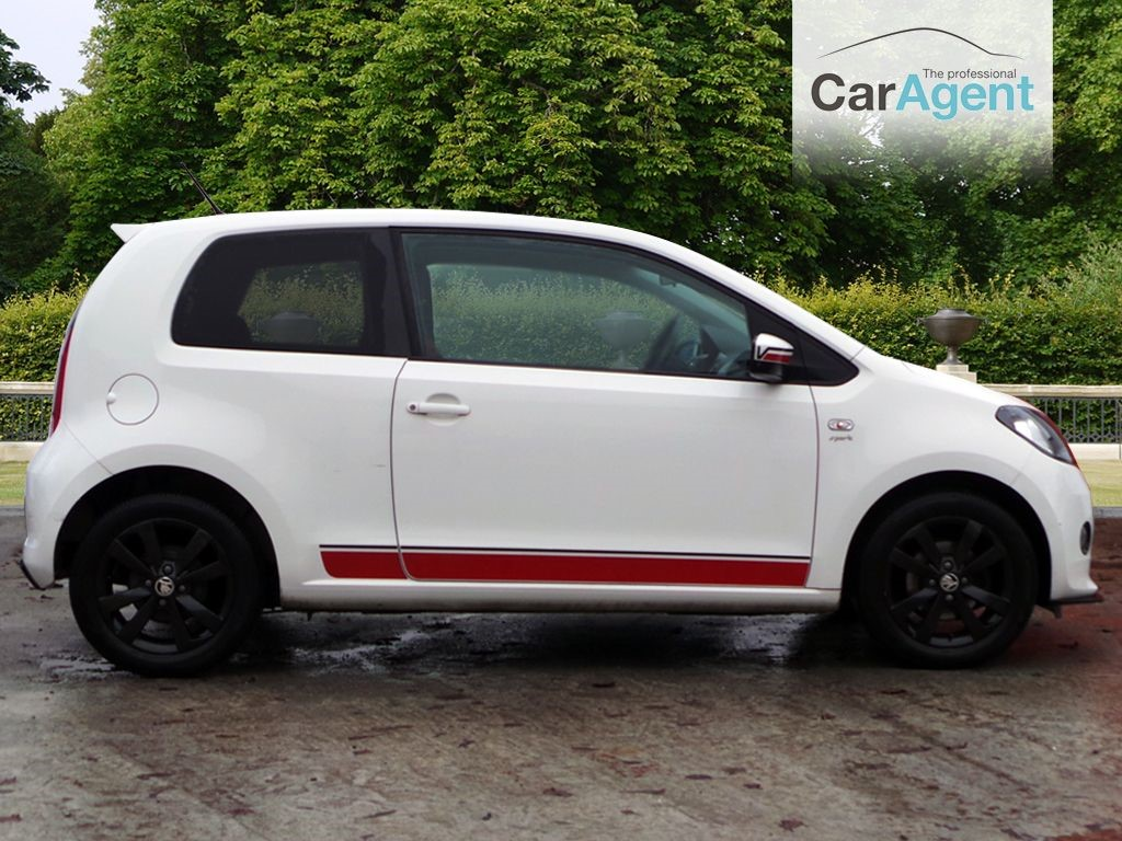 used white skoda citigo for sale devon. Black Bedroom Furniture Sets. Home Design Ideas