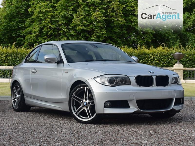 used BMW 118d SPORT PLUS EDITION in devon