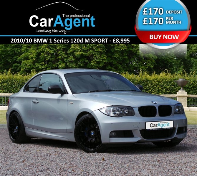 used BMW 120d M SPORT in devon