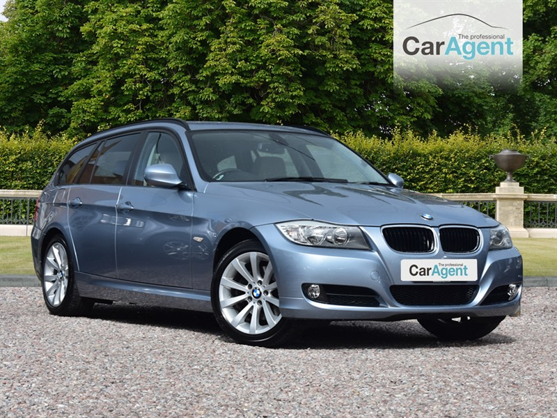 used BMW 318d SE BUSINESS EDITION TOURING in devon