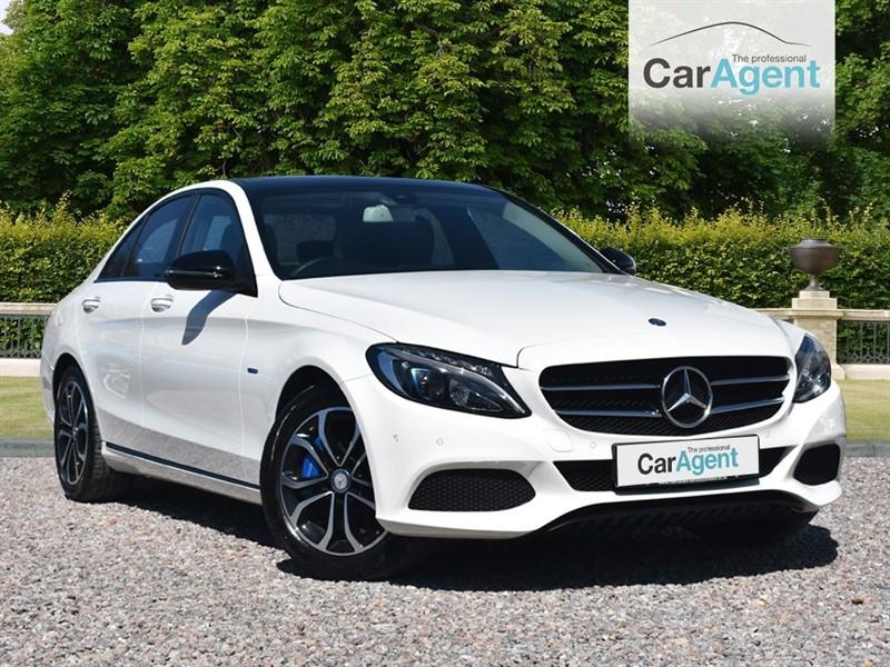 used Mercedes C350 E SPORT PREMIUM in devon