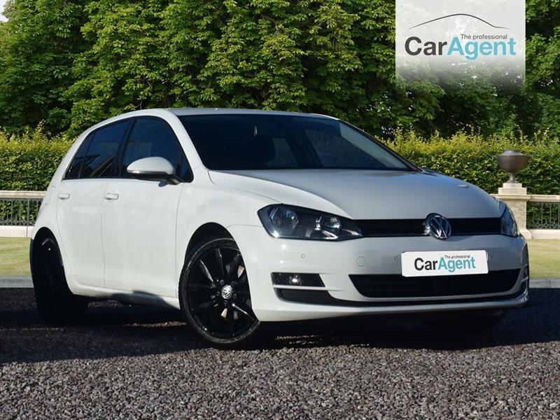 used VW Golf GT TDI BLUEMOTION TECHNOLOGY in devon