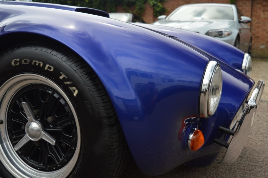 AC Cobra Ram Chevy 5 7 V8 350 for sale - Hitchin