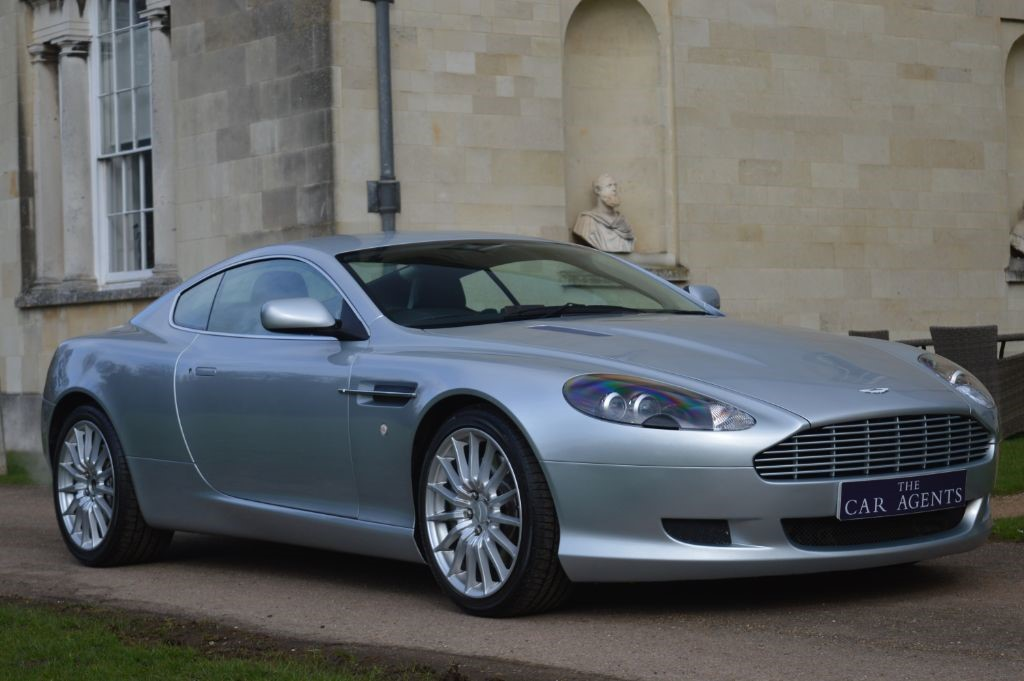 Aston Martin DB V For Sale Hitchin Hertfordshire The Car Agents - Db9 aston martin