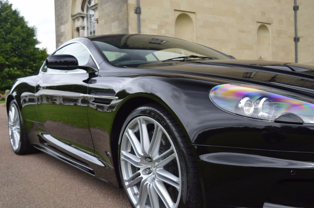 Aston Martin DBS V For Sale Hitchin Hertfordshire The Car Agents - Aston martin dbs v12