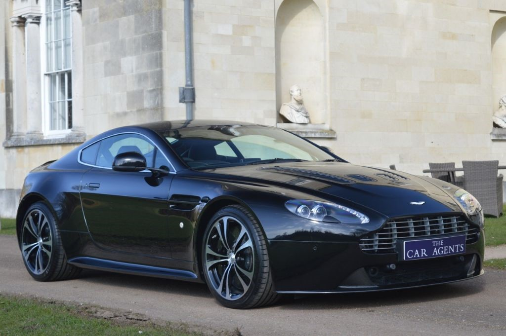 Aston Martin Vantage V Carbon Edition For Sale Hitchin - Aston martin vantage v12