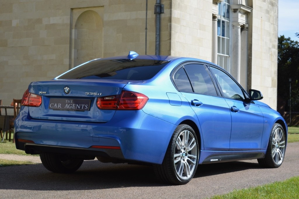 BMW 335D For Sale >> Bmw 3 Series 335d M Sport Xdrive For Sale Hitchin