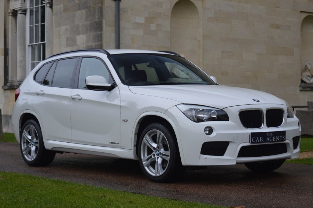 bmw x1 sdrive18d m sport for sale hitchin hertfordshire the car agents. Black Bedroom Furniture Sets. Home Design Ideas