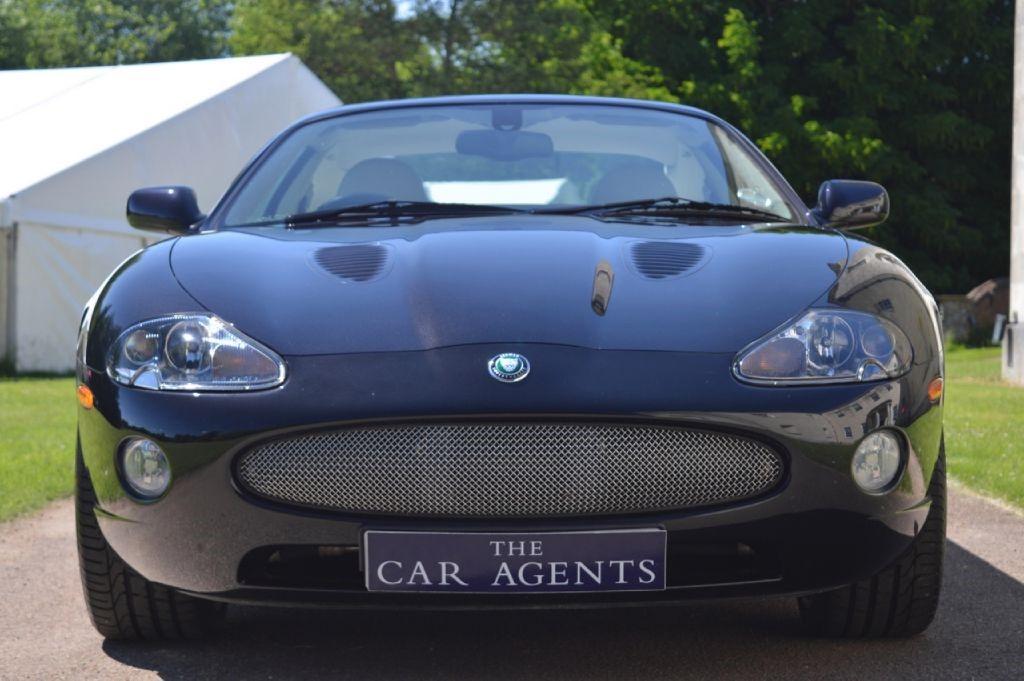 Jaguar Xkr 4 2 Supercharged