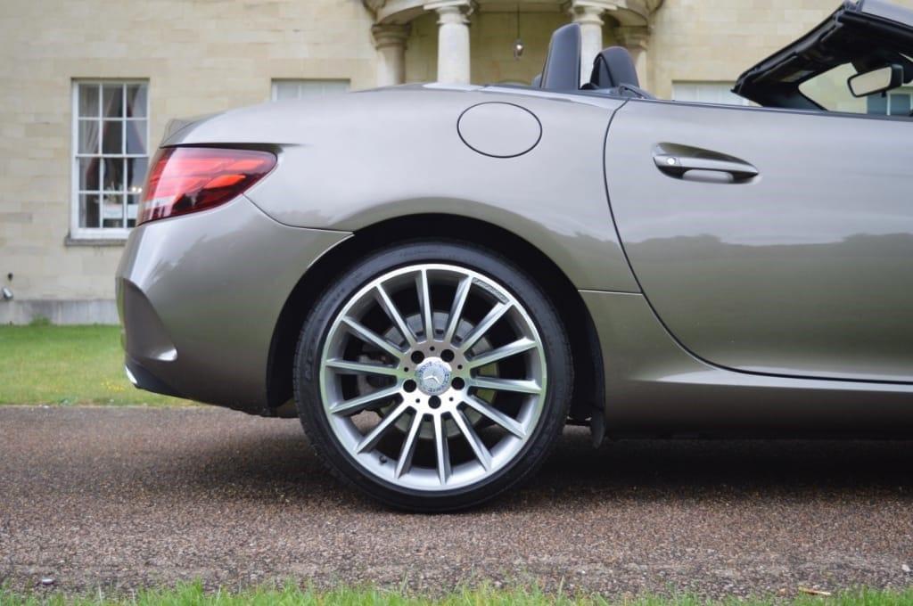 Mercedes SLC300