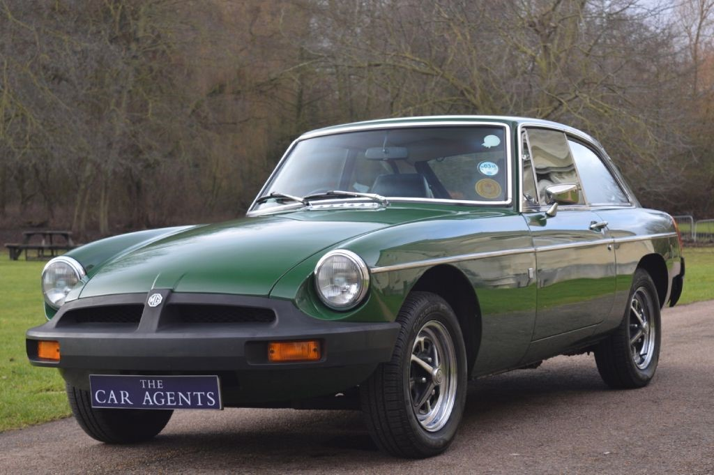 MG MGB GT for sale - Hitchin, Hertfordshire, The Car Agents