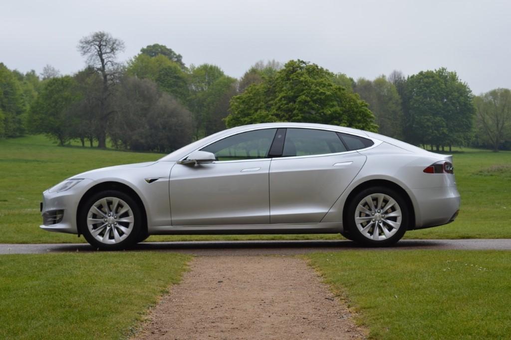 Tesla Model S 100D Long Range for sale - Hitchin, Hertfordshire, The