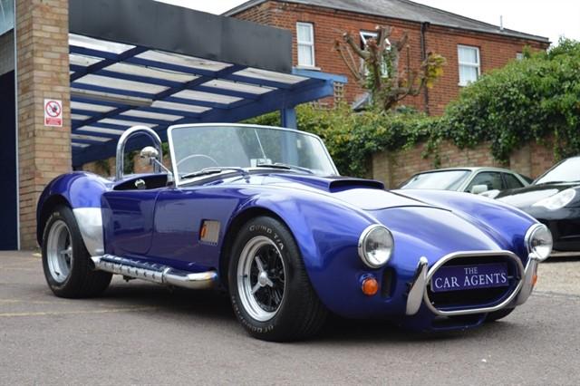 used AC Cobra Ram Chevy 5.7 V8 350 in hitchin-hertfordshire