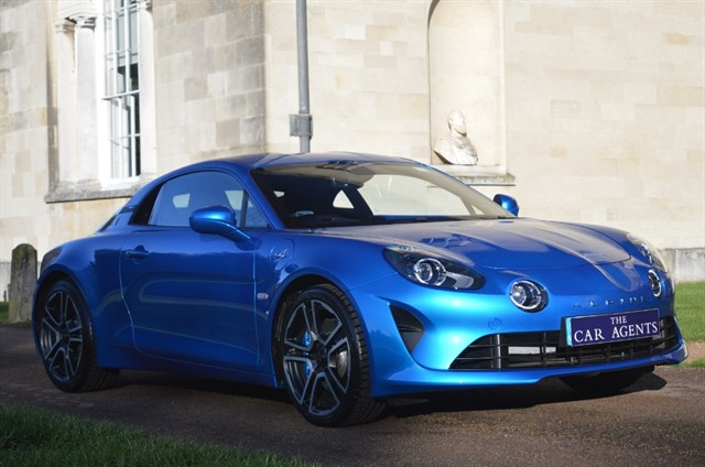 used Alpine A110 PREMIERE EDITION in hitchin-hertfordshire