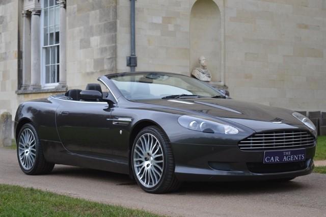 used Aston Martin DB9 VOLANTE in hitchin-hertfordshire