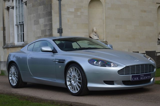 used Aston Martin DB9 V12 in hitchin-hertfordshire