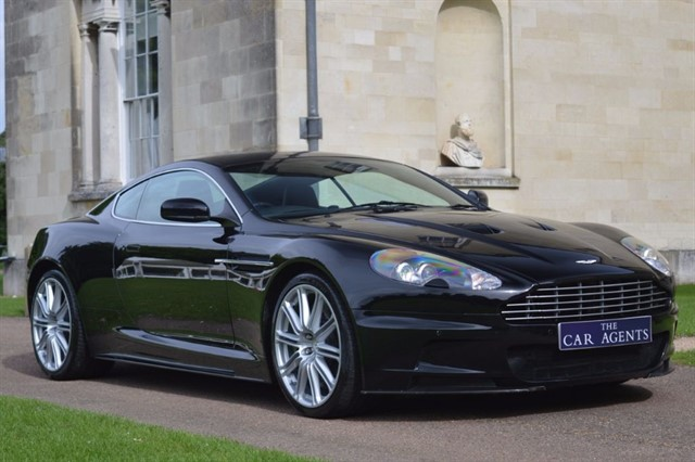 used Aston Martin DBS V12 in hitchin-hertfordshire
