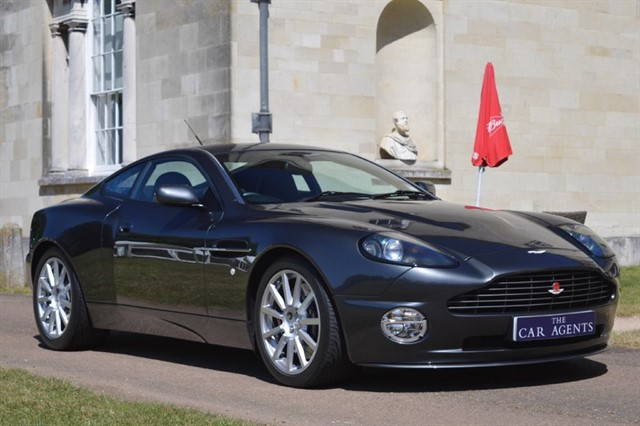 used Aston Martin Vanquish V12 S in hitchin-hertfordshire