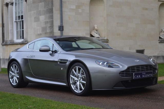used Aston Martin Vantage V8 in hitchin-hertfordshire